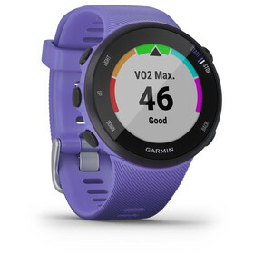 Garmin Forerunner 45S GPS Smartwatch iris/black